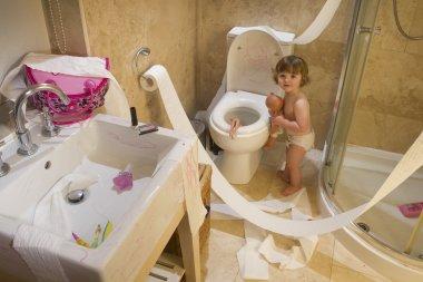 Дети, которые устроили домашний квест (17 фото)
