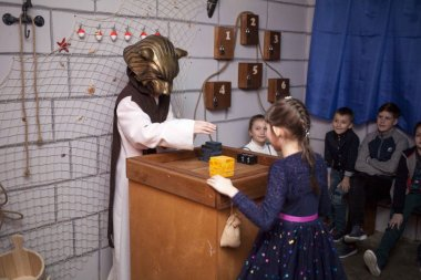ТОП-10 самых лучших детских квестов