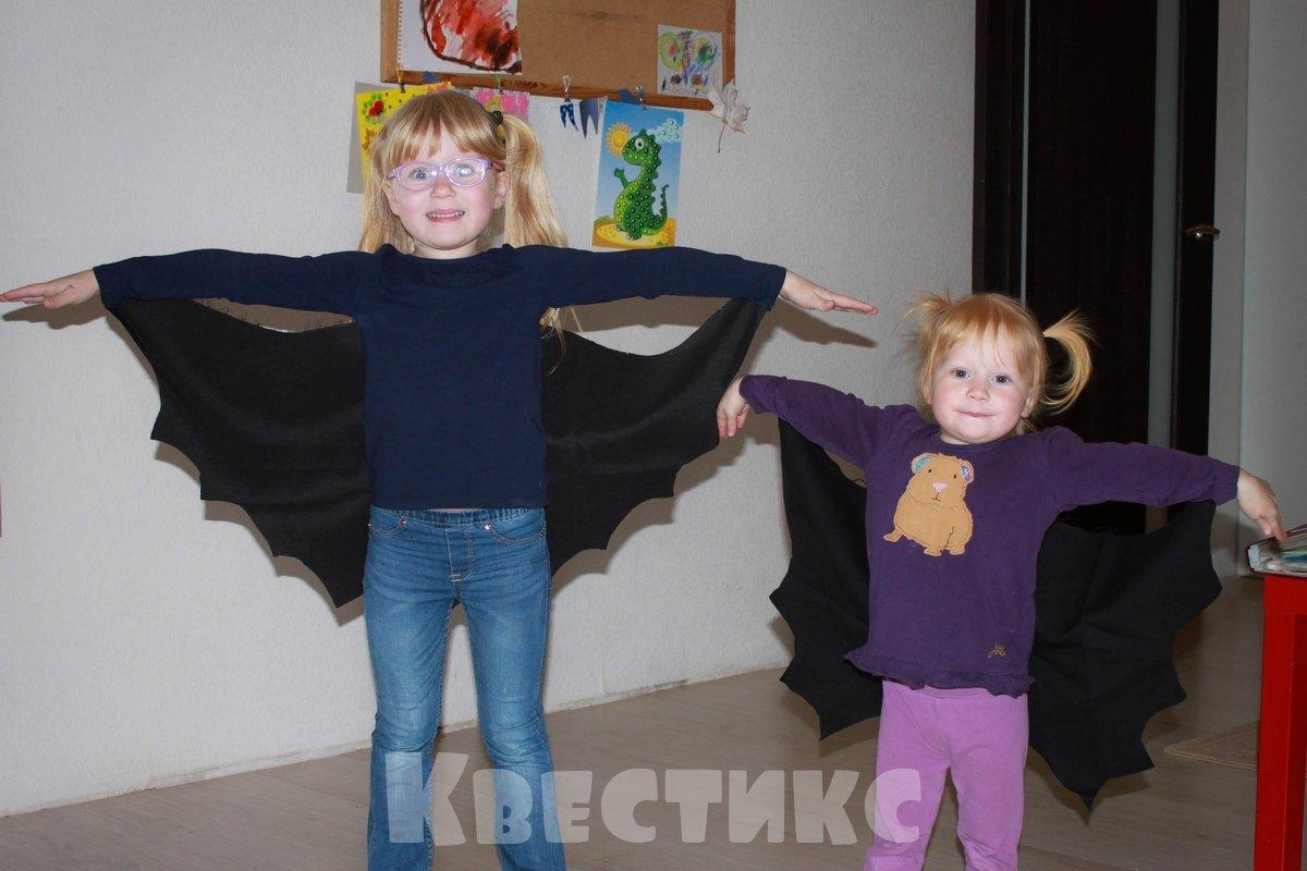 костюм летучей мыши своими руками