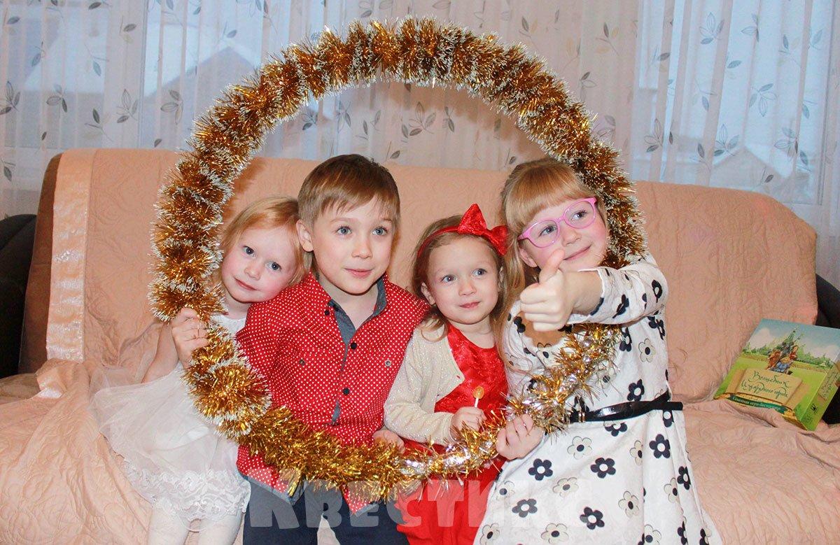 Квест на новый год для детей