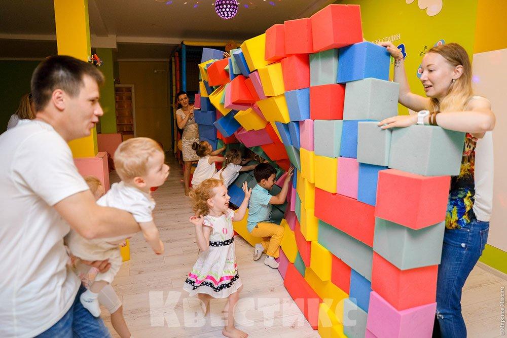 Поролоновое шоу для детей
