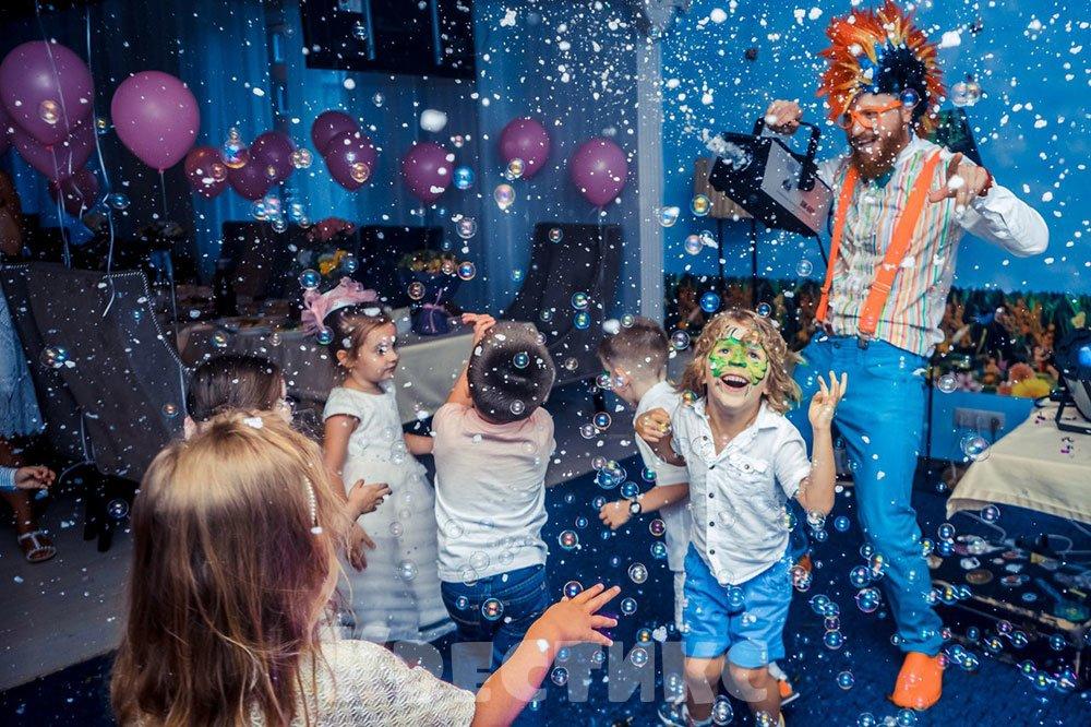 Шоу-программа на детском празднике