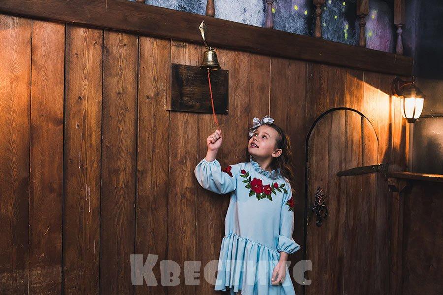 Квест для детей в Москве