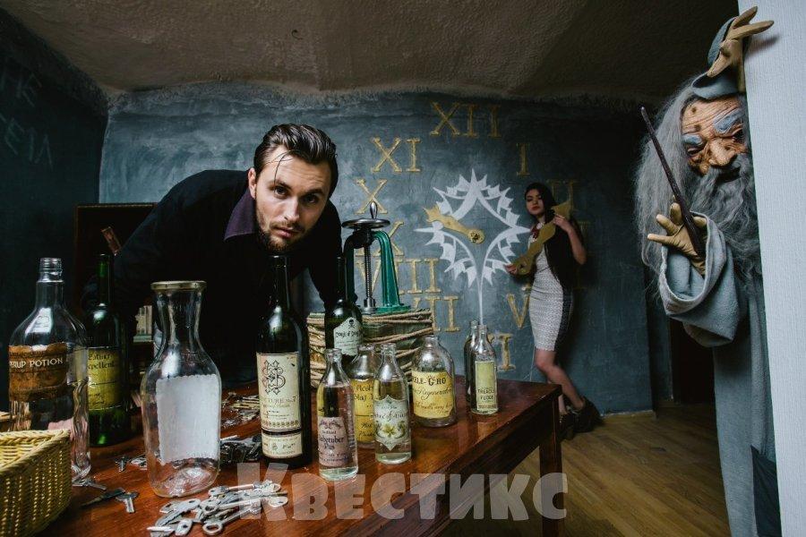 Детский квест Тайная комната в Москве