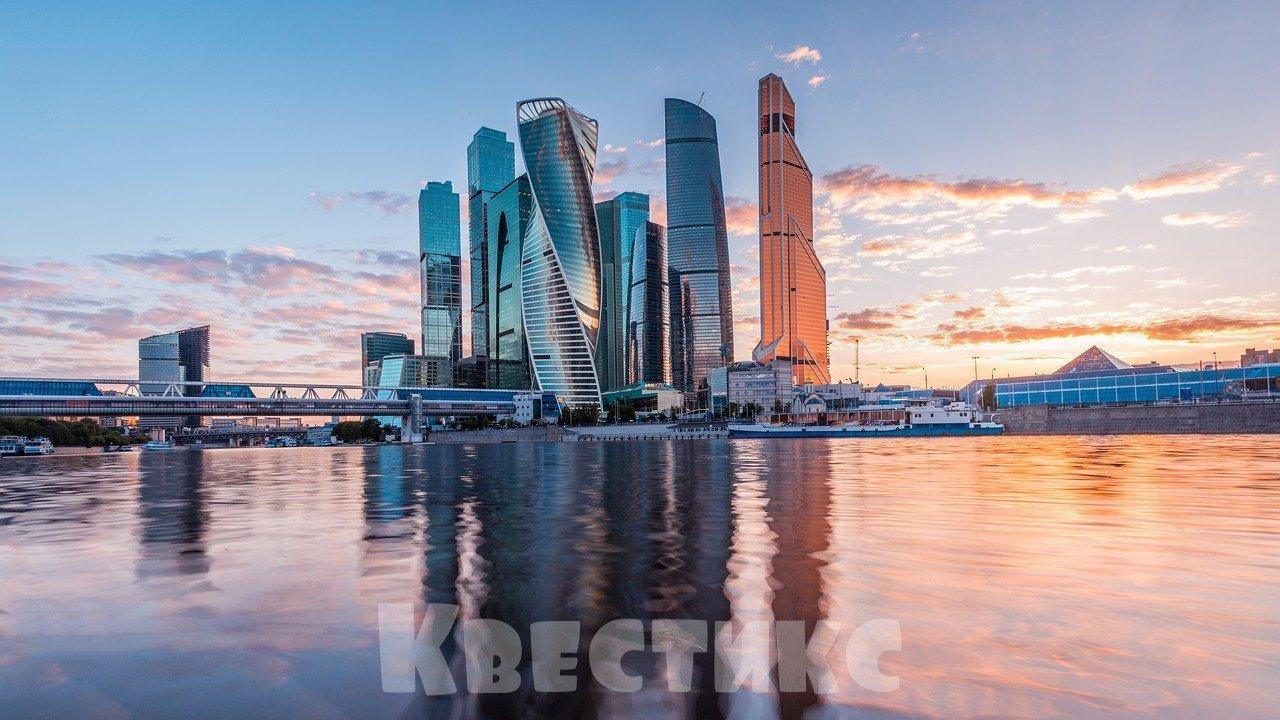 выпускной 11 класса в москва-сити