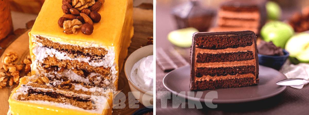 Экспресс заказ десерта на праздник