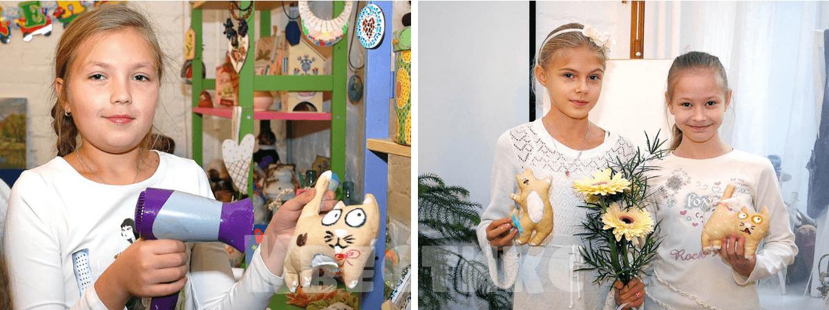Детски мастер-класс для детей от 6 лет