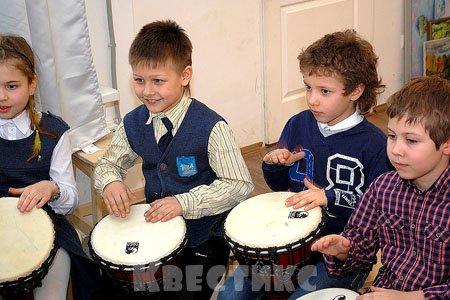 Мастер-класс Барабаны Джемба