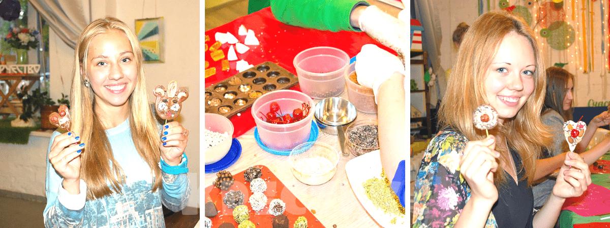 Мастер-класс по приготовлению шоколада ручной работы