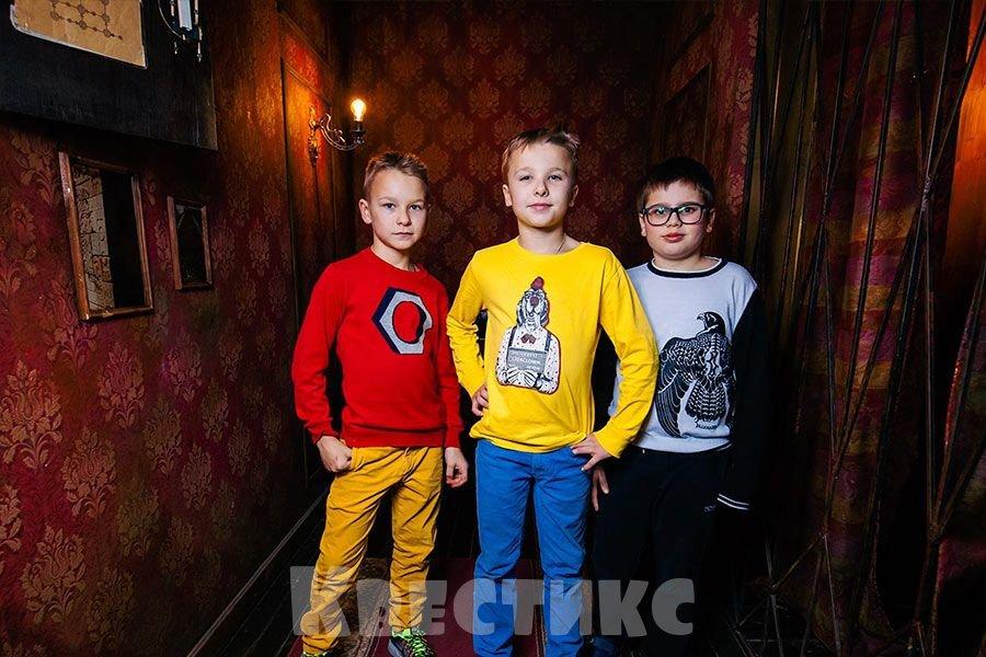 Детский квест Кольцо Нибелунгов в Москве