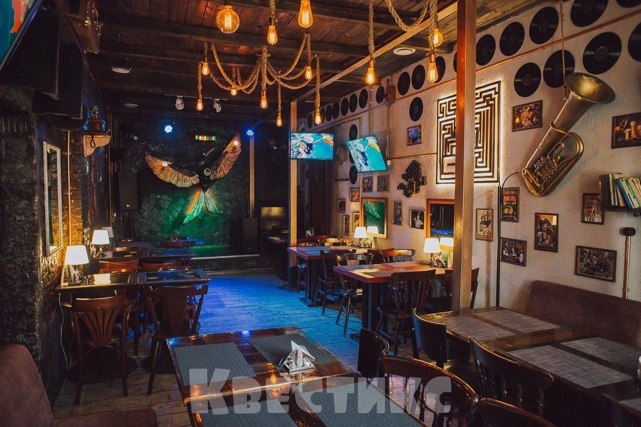 Кафе-бар в квесте Унесенные призраками