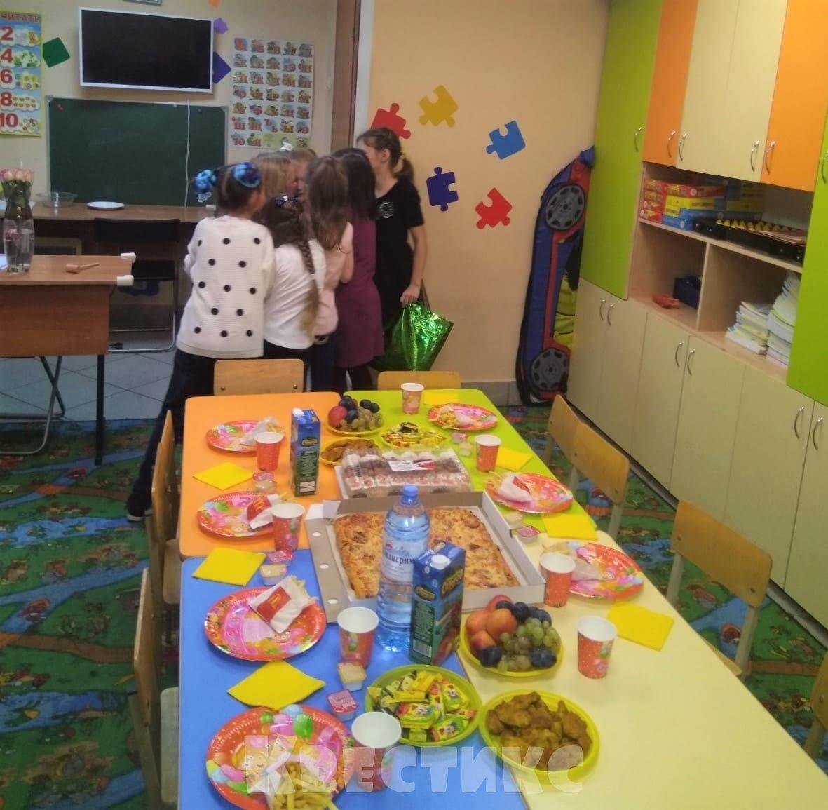 Квест в детской студии с чаепитием