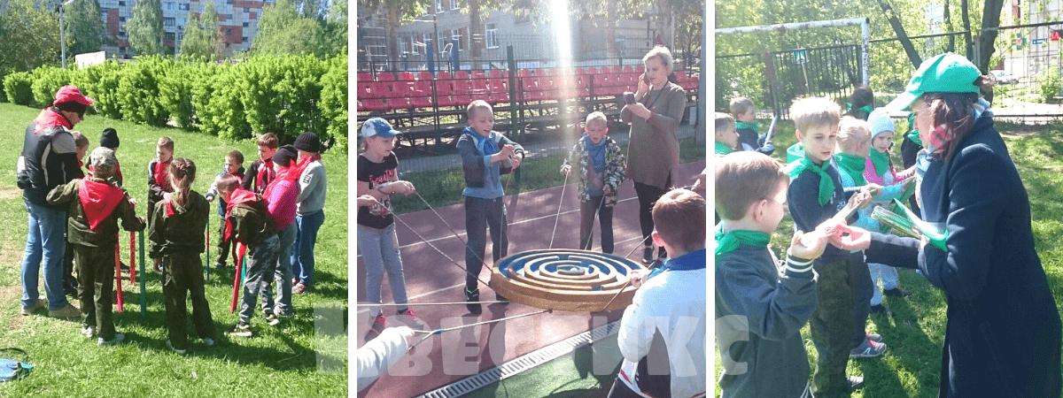 Игра Форт Боярд в Перми для большого числа участников
