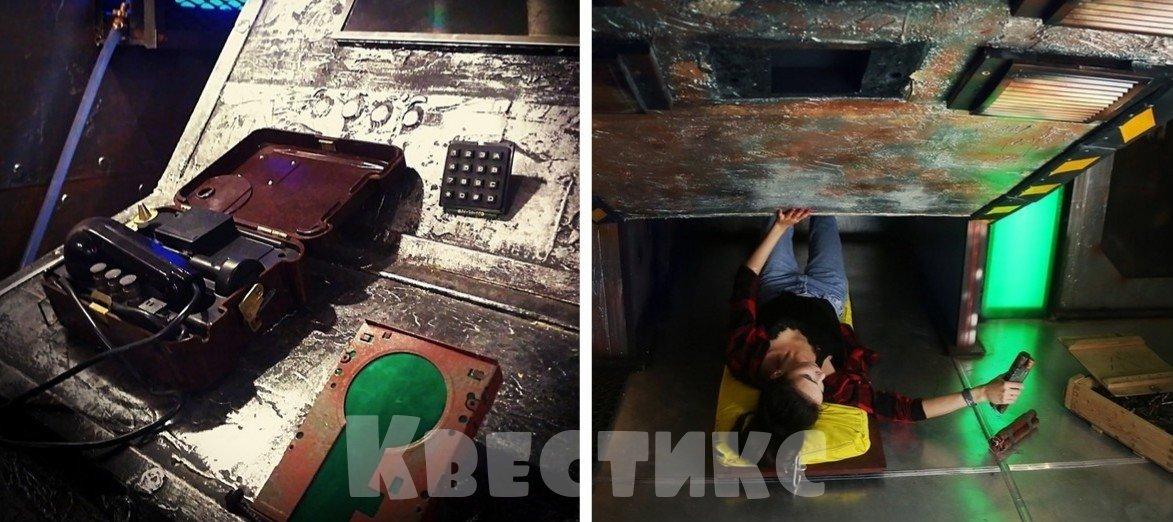 Квест погружение Ростов-на-Дону