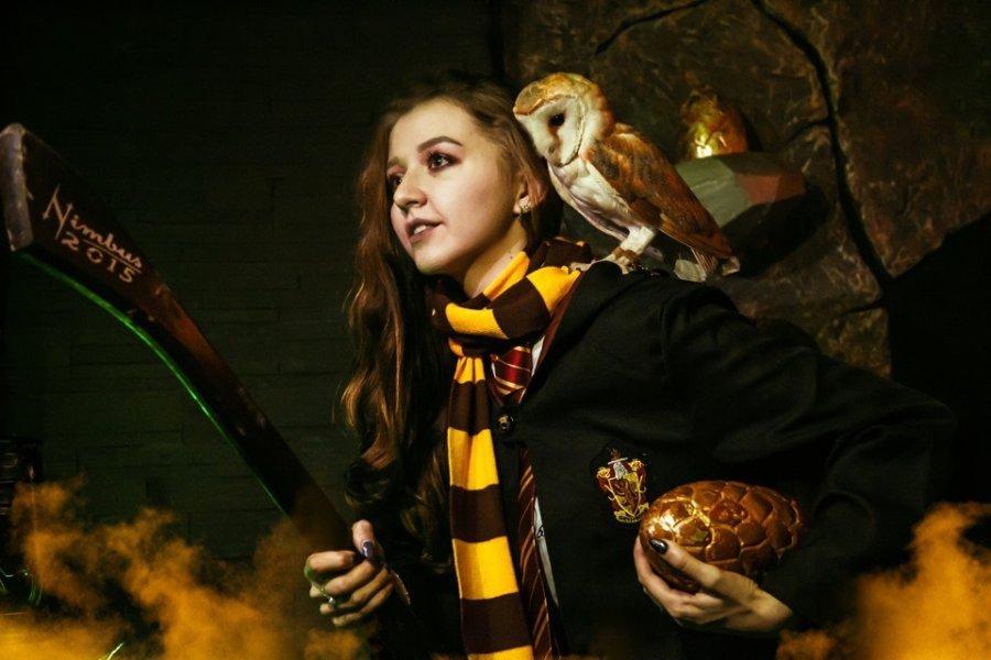 Квест для детей «Гарри Поттер: Испытание на волшебника» в ...