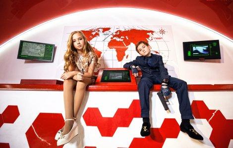 007: Дети шпионов