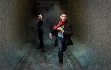 Шерлок против Мориарти