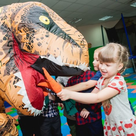 В поисках последнего Динозавра