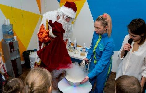 Научный Дед Мороз