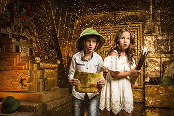 Квест-комнаты для детей