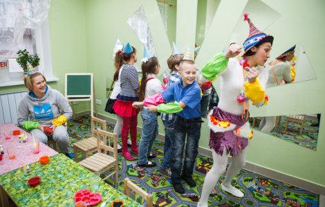 Детская студия, Бажова, 138