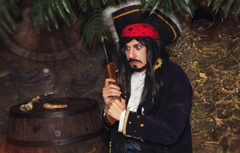 Пиратское сокровище