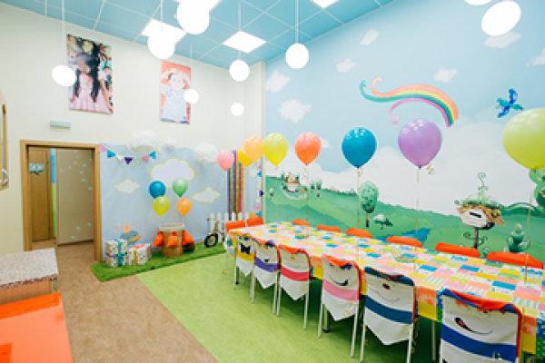 Детские студии для дня рождения