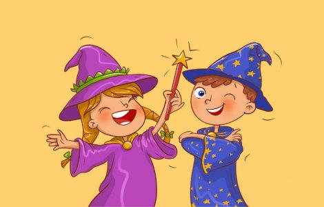 Волшебная школа Магилон, 6–12 лет