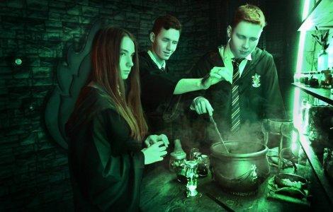 Гарри Поттер и последний крестраж
